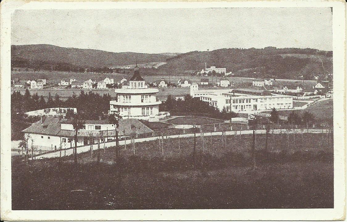 Týnec nad Sázavou - METAZ 1944