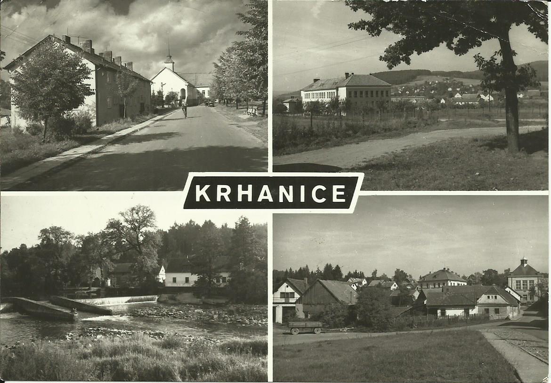 Krhanice 1979
