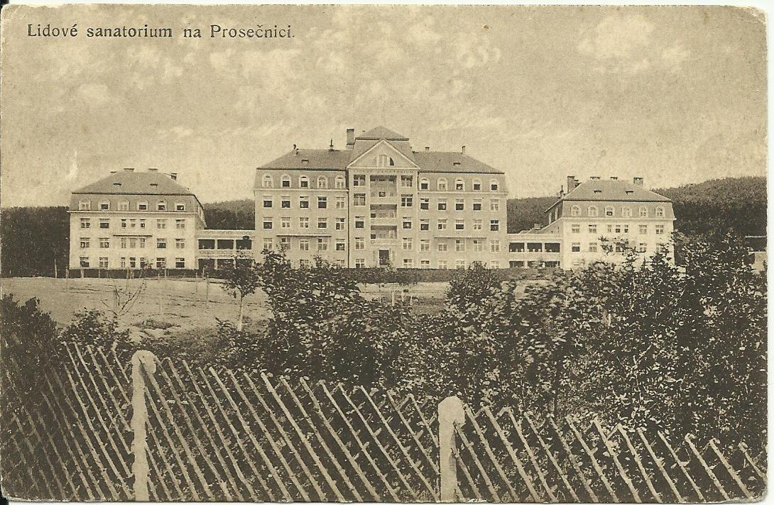 Prosečnice 1923